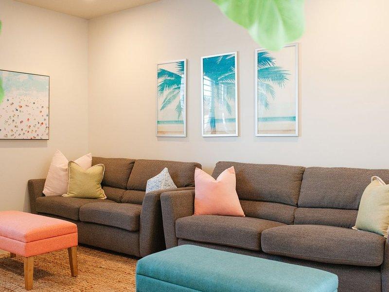 ❀Aloha❀ - Tropical Island Retreat | POOL IS OPEN!!!, vacation rental in Washington