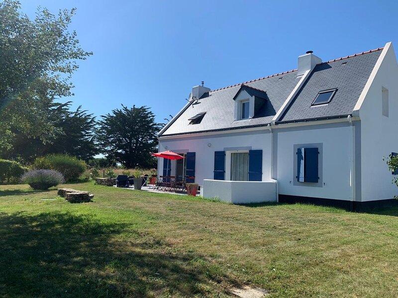 Maison à louer Belle Ile en Mer, Kérel Plage, location de vacances à Belle-Ile-en-Mer