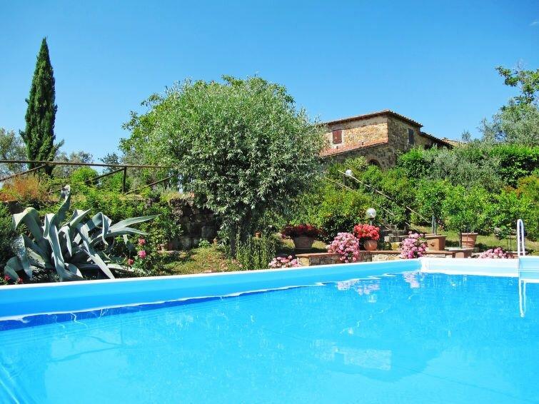 Ferienhaus Il Casino (BAP120) in Badia a Passignano - 10 Personen, 5 Schlafzimme, holiday rental in Badia a Passignano