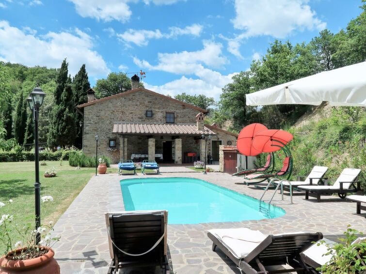 Ferienhaus Il Castello (ARZ120) in Arezzo - 10 Personen, 5 Schlafzimmer, holiday rental in Arezzo