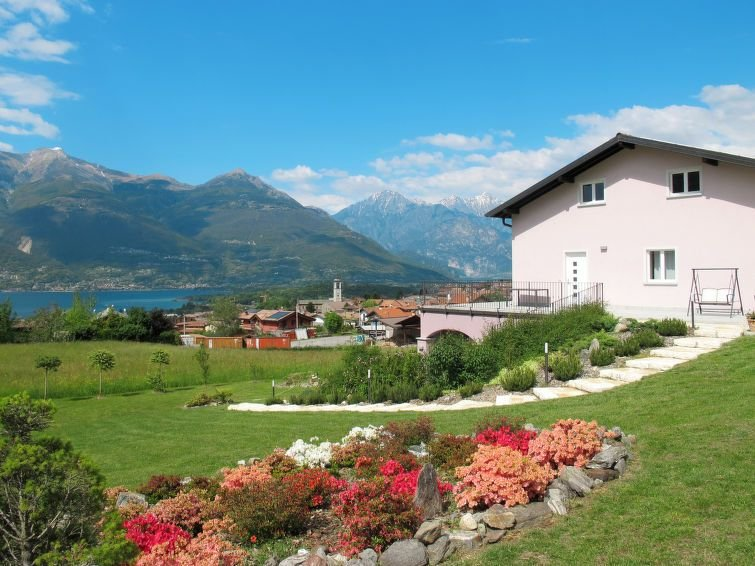 Ferienwohnung Legnoncino (CCO419) in Colico - 4 Personen, 2 Schlafzimmer – semesterbostad i Colico