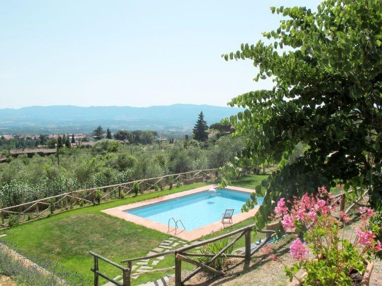 Ferienhaus Borgo La Cella (PSO161) in Pian di Scò - 4 Personen, 2 Schlafzimmer, holiday rental in Pian di Sco