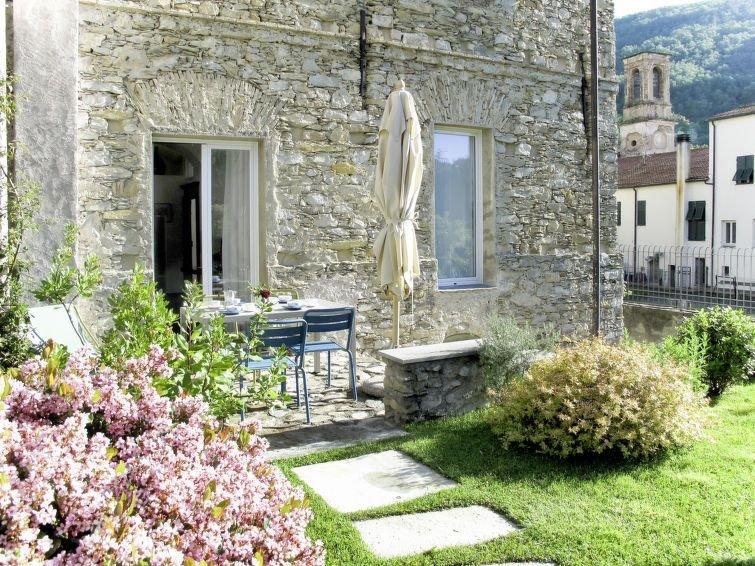 Ferienwohnung Vincenzina (DOL115) in Dolcedo - 4 Personen, 2 Schlafzimmer, aluguéis de temporada em Montegrazie