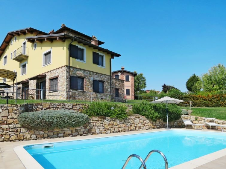 Ferienwohnung La Corte Bricca (OLP100) in Oltrepo Pavese - 4 Personen, 2 Schlafz, holiday rental in Province of Pavia