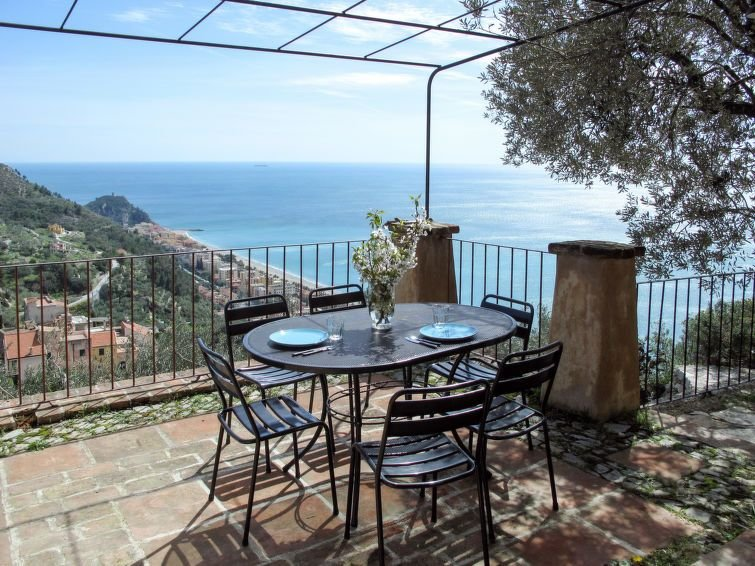 Ferienhaus Francesca (VGO210) in Varigotti - 6 Personen, 2 Schlafzimmer, vacation rental in Finale Ligure