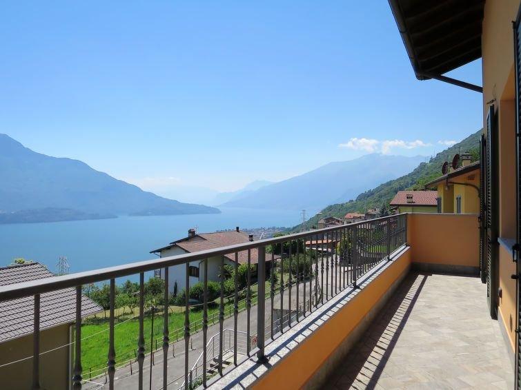 Ferienwohnung Robinia (GLA261) in Gera Lario - 5 Personen, 3 Schlafzimmer, casa vacanza a Sorico