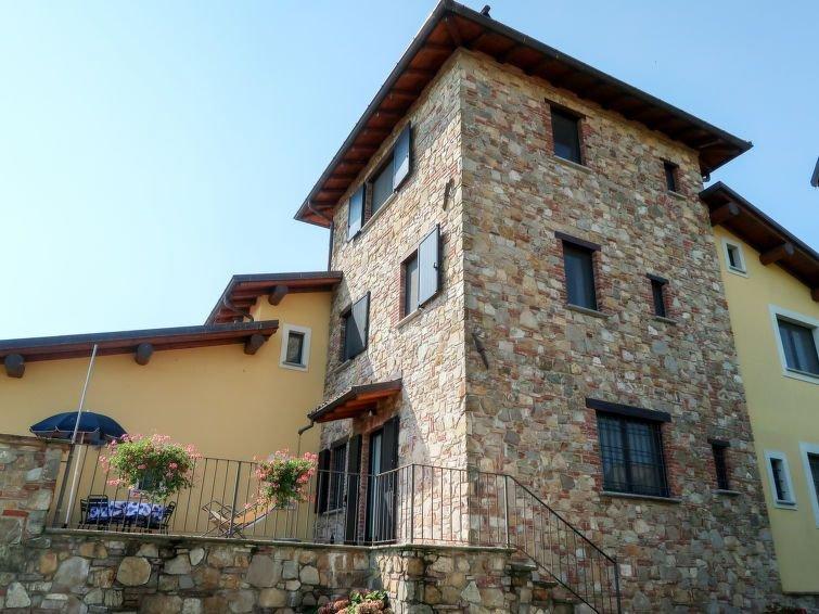 Ferienhaus La Corte Bricca (OLP106) in Oltrepo Pavese - 4 Personen, 2 Schlafzimm, alquiler de vacaciones en Nibbiano