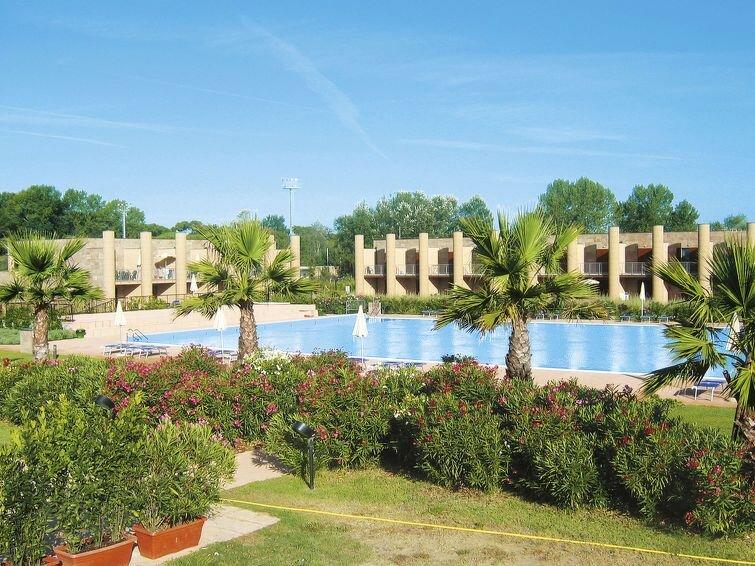 Ferienwohnung Cosmopolitan Golf (TIR280) in Tirrenia - 4 Personen, 1 Schlafzimme, alquiler vacacional en Marina di Pisa