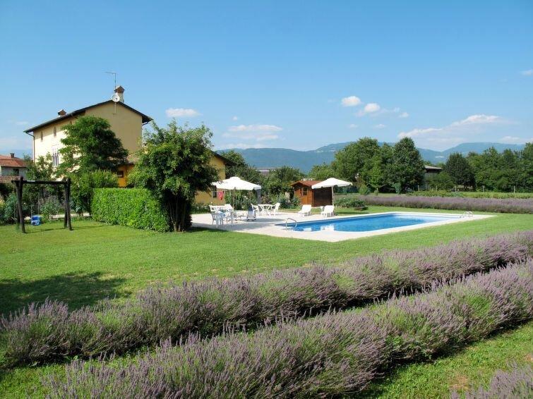 Ferienhaus Villa Domus Magnus (UDI301) in Povoletto - 4 Personen, 2 Schlafzimmer, location de vacances à Cividale del Friuli