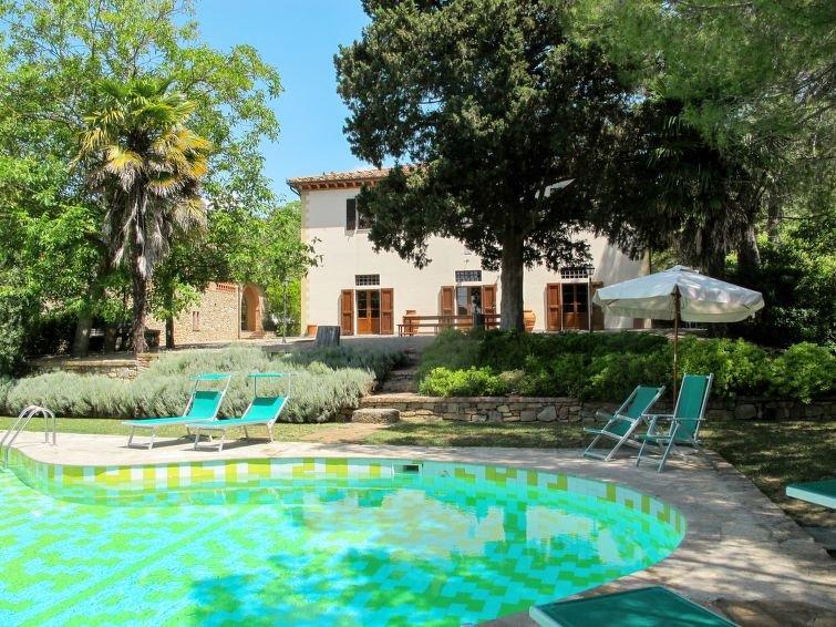 Vacation home Casanuova dei Carfini  in Castellina in Chianti, Siena and surrou, holiday rental in Poggibonsi