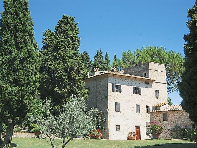 Ferienwohnung Tenuta di Peruzzo (ROC151) in Roccastrada - 8 Personen, 4 Schlafzi, location de vacances à Ribolla