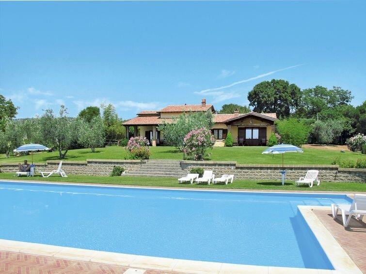 Ferienhaus L'Orto e le Rose (BOL324) in Lago di Bolsena - 7 Personen, 3 Schlafzi, vacation rental in San Lorenzo Nuovo