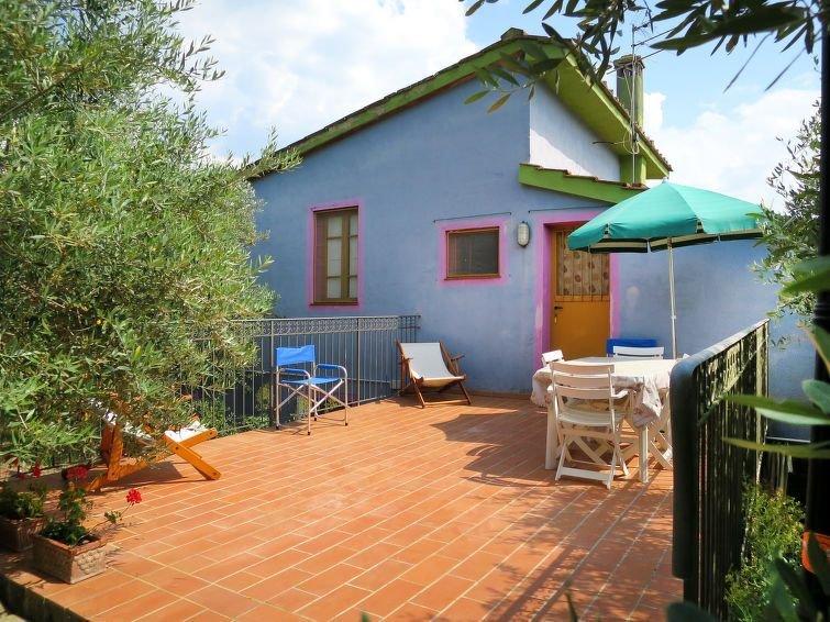 Ferienwohnung Conte Francesco II (CET234) in Certaldo - 4 Personen, 2 Schlafzimm, vacation rental in San Benedetto