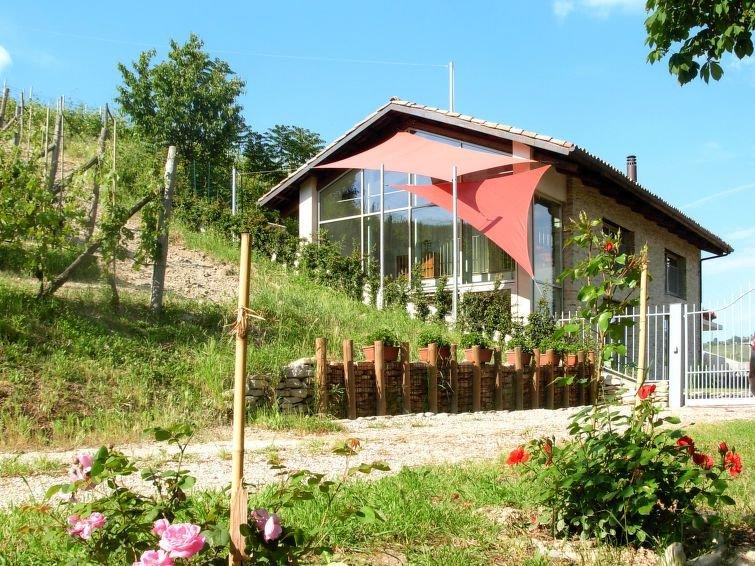 Ferienhaus Ca' Mia (SER150) in Serralunga d'Alba - 6 Personen, 2 Schlafzimmer, holiday rental in Diano d'Alba