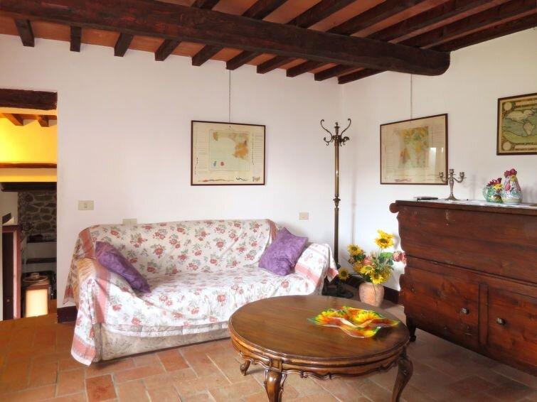 Ferienhaus Santa Lucia (ITA150) in Istia d'Ombrone - 6 Personen, 3 Schlafzimmer, alquiler vacacional en Bivio Montorgiali
