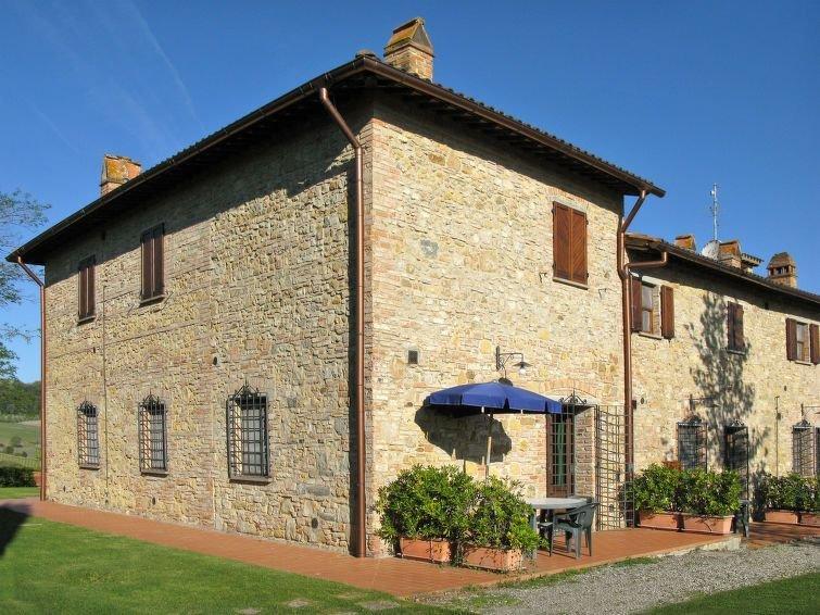 Ferienwohnung Podere di Mezzo - Cantina (SGI402) in San Gimignano - 4 Personen,, casa vacanza a Pancole