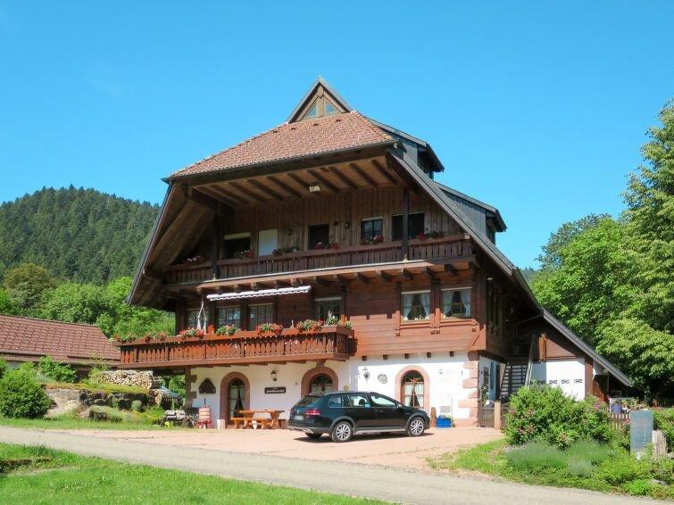 Ferienwohnung Jockelsbauernhof (APB101) in Alpirsbach - 6 Personen, 2 Schlafzimm, aluguéis de temporada em Bad Rippoldsau