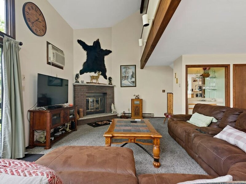 Close to Camelback! Fireplace! Sleeps 10!, holiday rental in Reeders