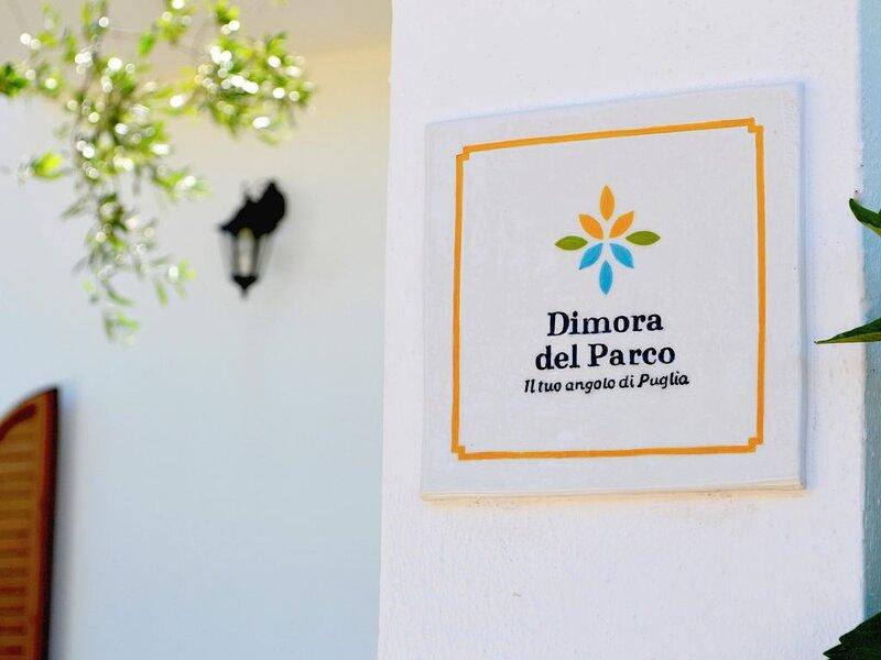 Dimora del Parco 'Il tuo angolo di Puglia', holiday rental in Marina Di Ostuni