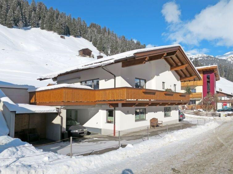 Apartment Haus Alexander  in Tux, Zillertal - 6 persons, 2 bedrooms, vacation rental in Juns