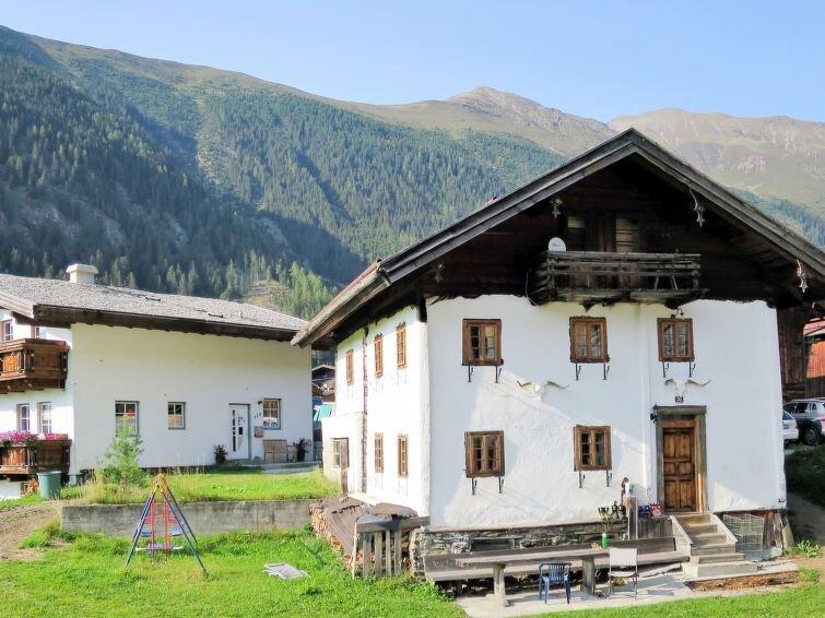 Vacation home Haus Ennebach  in Umhausen, Oetz Valley / Ötztal - 10 persons, 5, holiday rental in Niederthai