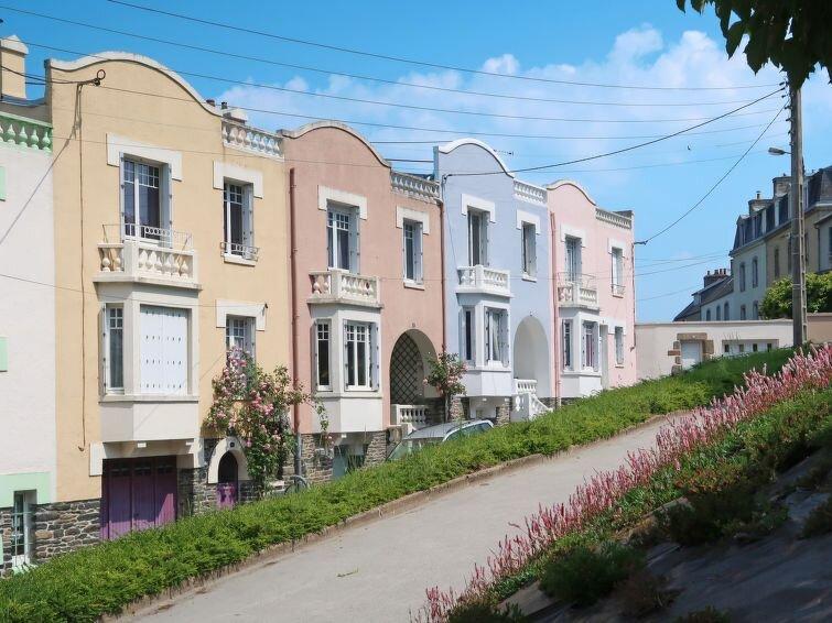 Ferienhaus Rose-Marie (MLX201) in Morlaix - 5 Personen, 3 Schlafzimmer, vakantiewoning in Taule