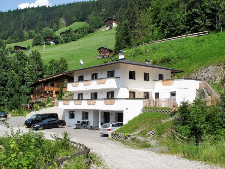 Apartment Haus Edelweiss  in Ramsau, Zillertal - 12 persons, 5 bedrooms, holiday rental in Hainzenberg