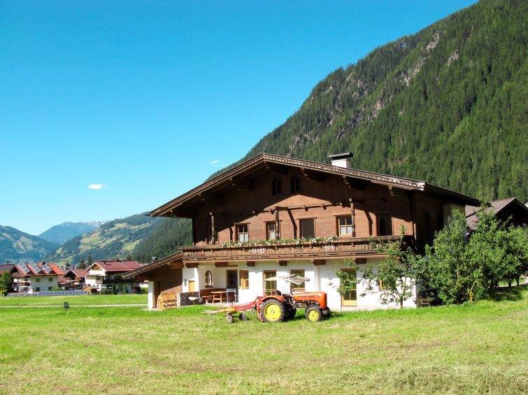 Ferienwohnung Gredler (MHO250) in Mayrhofen - 4 Personen, 1 Schlafzimmer, location de vacances à Valle Aurina