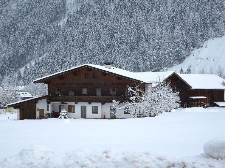 Ferienwohnung Gredler (MHO250) in Mayrhofen - 4 Personen, 1 Schlafzimmer, vacation rental in Mayrhofen