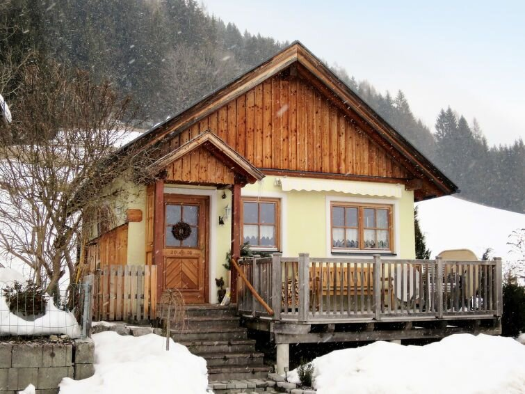 Ferienhaus Hubner (GBM320) in Gröbming - 5 Personen, 1 Schlafzimmer, vacation rental in Aich