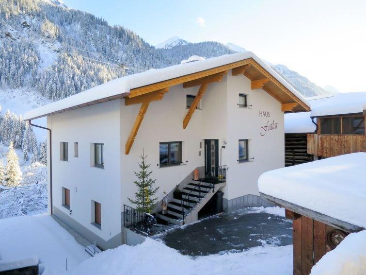 Ferienwohnung Fatlar (KPL685) in Kappl - 11 Personen, 4 Schlafzimmer, location de vacances à Samnaun