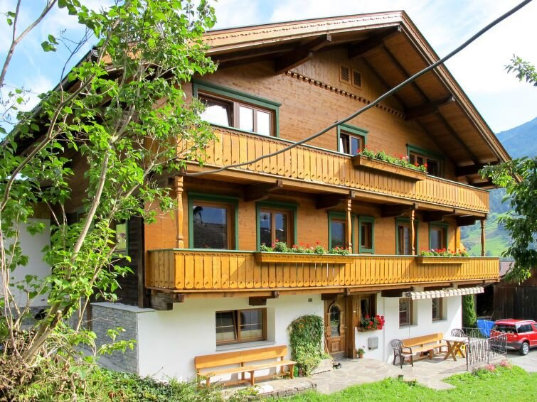 Vacation home Haus Rieplerhof  in Mayrhofen, Zillertal - 14 persons, 6 bedrooms, holiday rental in Mayrhofen