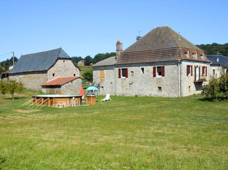 Ferienhaus La Ferme (OIA100) in Comiac - 8 Personen, 4 Schlafzimmer, location de vacances à Lacam-d'Ourcet