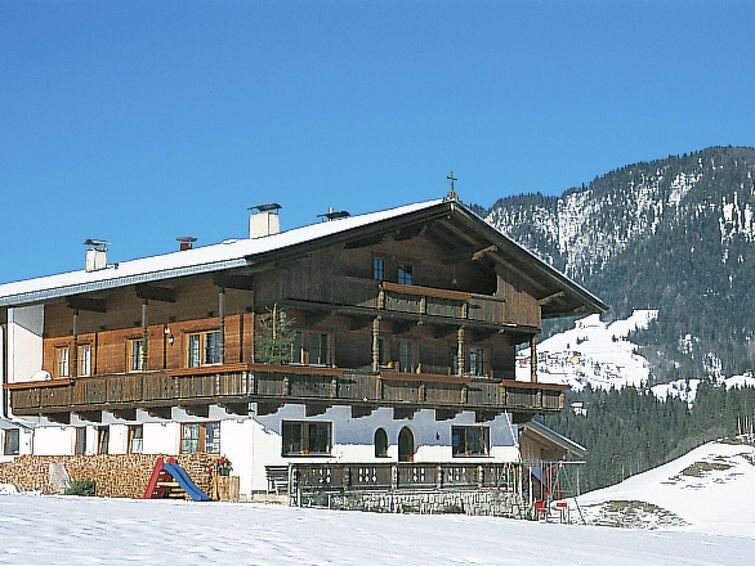 Ferienwohnung Oberweissbach (WIL316) in Wildschönau - 4 Personen, 2 Schlafzimmer, holiday rental in Wildschonau