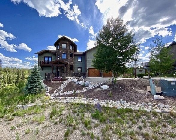 Beautiful Lakeview Custom Home with awesome views!, holiday rental in Grand Lake