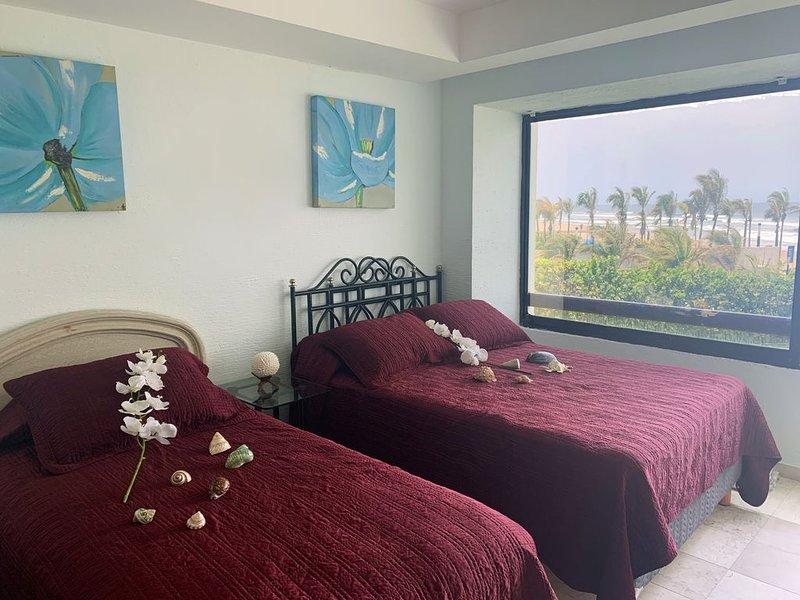 Renta de Departamento en Acapulco, Playa Diamante, holiday rental in El Marques