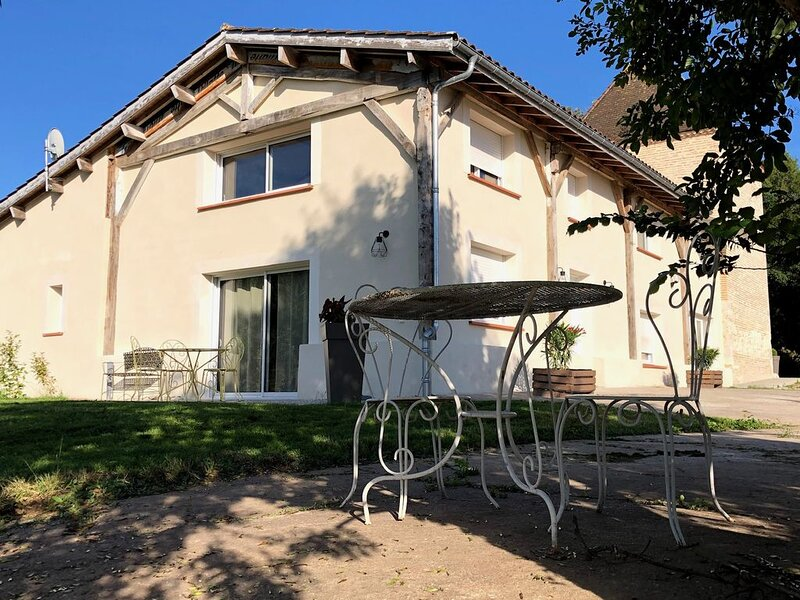 Gîte du Lot - Colombier, holiday rental in Castelmoron-sur-Lot