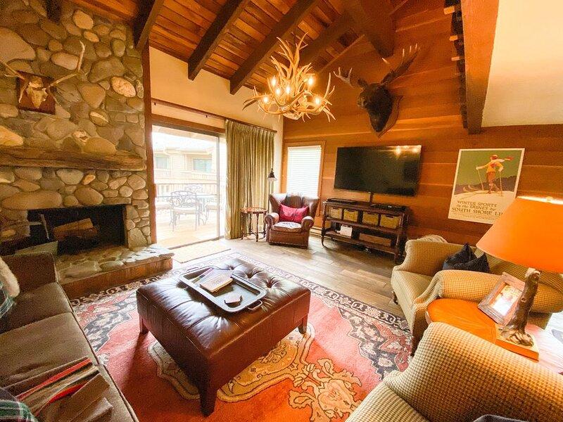 Snowcreek Condo w/Sun Valley Resort amenities!, holiday rental in Sun Valley