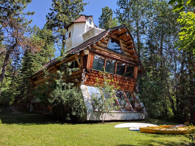 Lake Front One of a Kind Cottage, alquiler vacacional en Donnelly