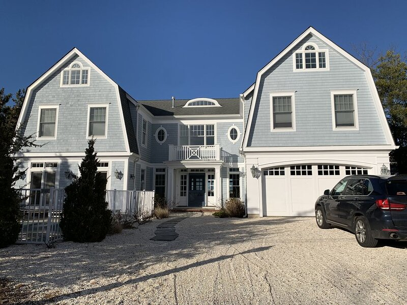 Beautiful bay front beach home, alquiler de vacaciones en Point Pleasant