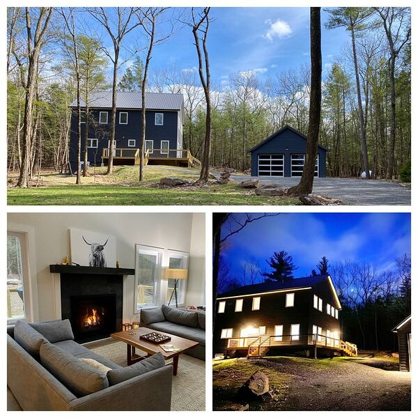 Hudson Valley Evergreen Treehouse, vacation rental in Hurley