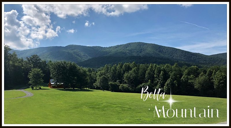Modern Rustic Cabin on 5 acres in Cherokee National with amazing mountain Views!, vacation rental in Tellico Plains