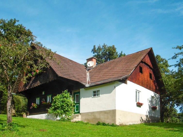 Ferienhaus Waldweber (SWG100) in Schwanberg - 5 Personen, 3 Schlafzimmer, vacation rental in Oberhaag