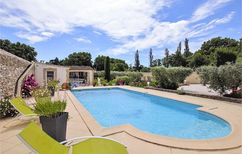 1 Zimmer Unterkunft in Lancon de Provence, holiday rental in Pelissanne