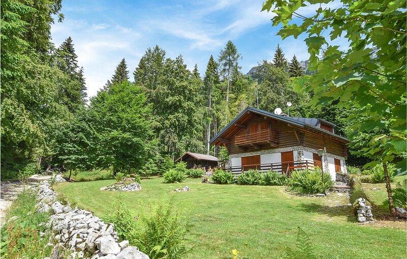 3 Zimmer Unterkunft in Lamon (BL), holiday rental in Tonadico