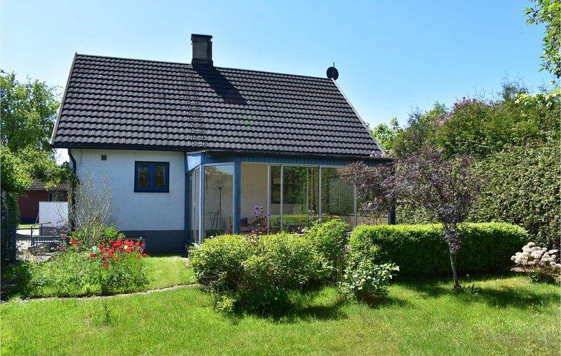 3 Zimmer Unterkunft in Gärsnäs, holiday rental in Loderup