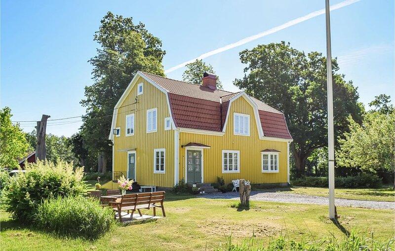 2 Zimmer Unterkunft in Växjö – semesterbostad i Grimslöv