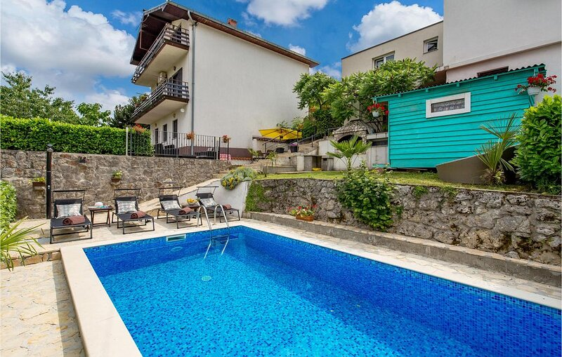 2 Zimmer Unterkunft in Rukavac, vacation rental in Matulji