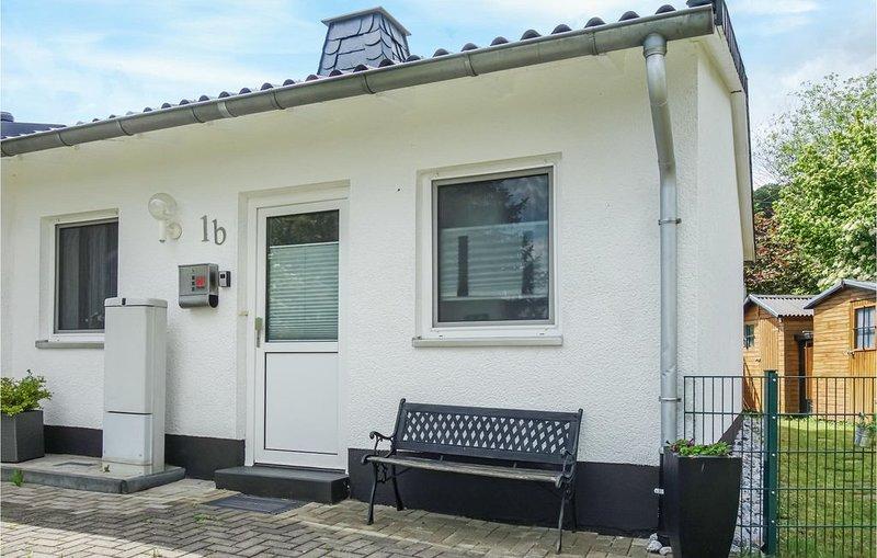 1 Zimmer Unterkunft in Diemelsee OT Sudeck, holiday rental in Helminghausen