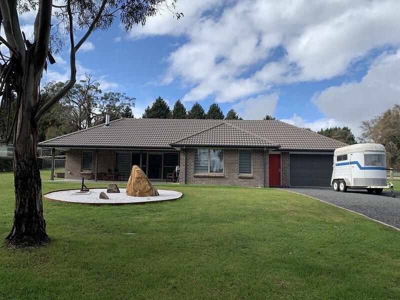 House on  10 acres ., casa vacanza a Burradoo
